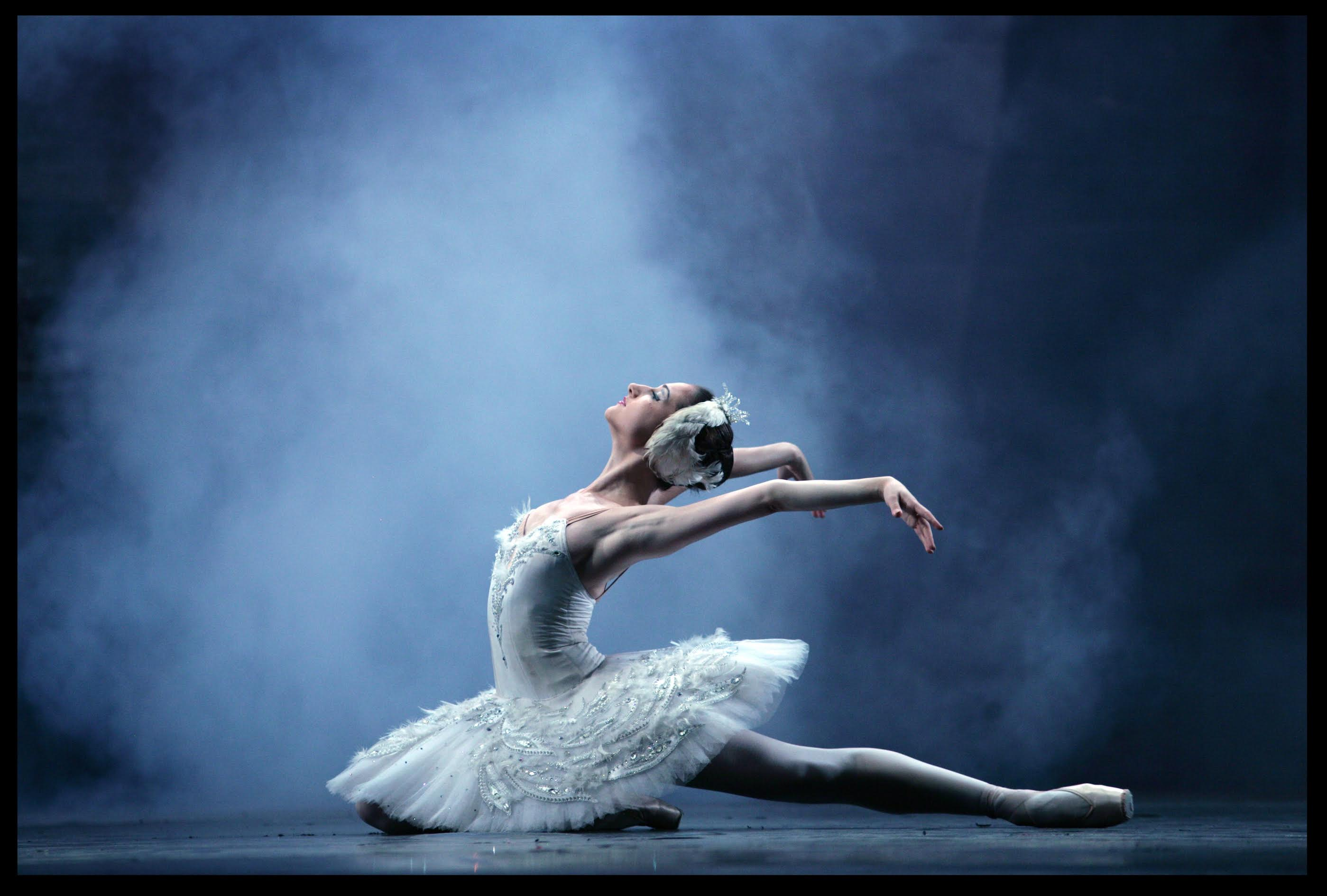 LAC DES CYGNES - THE MOSCOW CITY BALLET