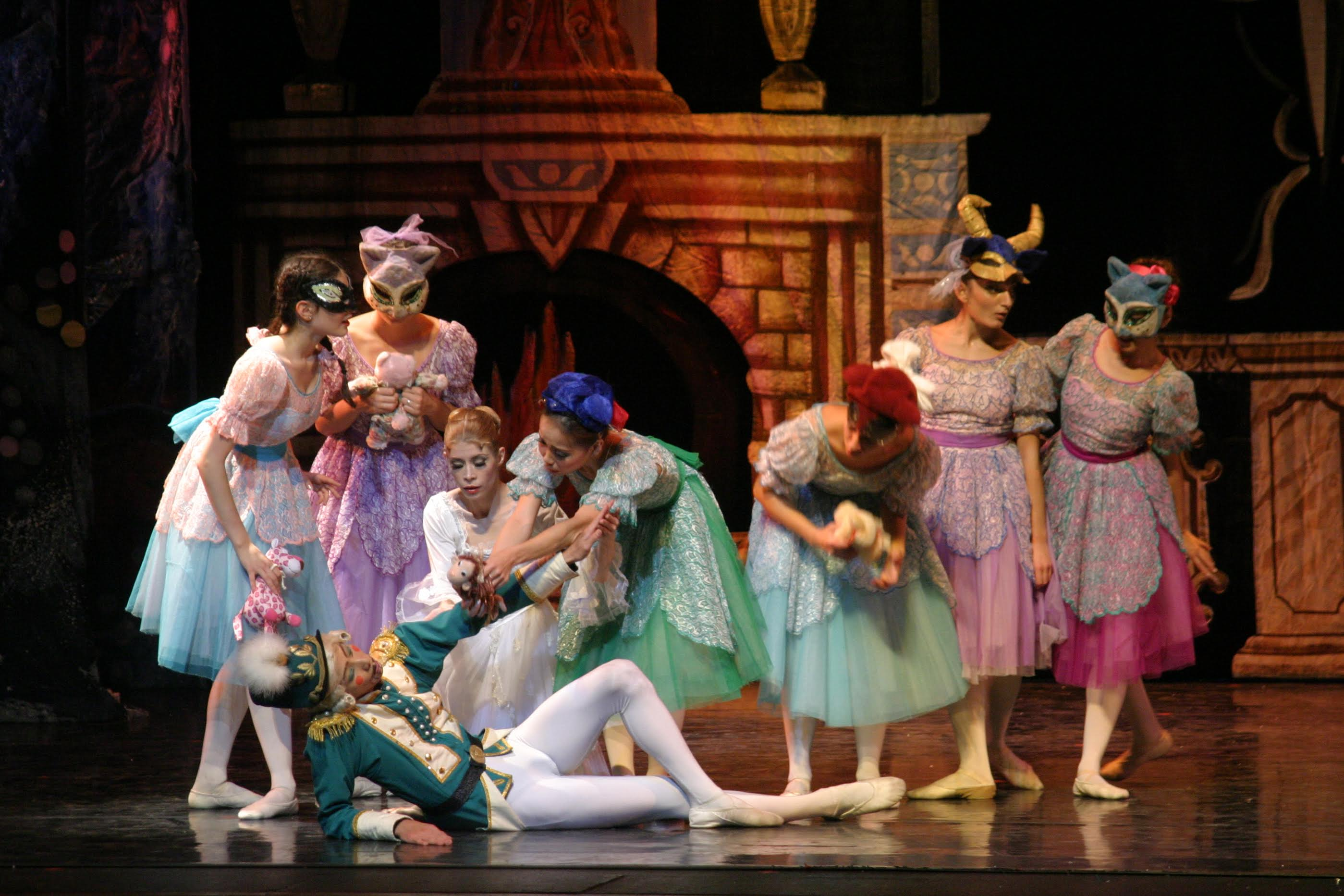 CASSE NOISETTE - THE MOSCOW CITY BALLET
